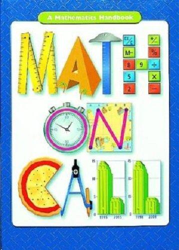 9780669539615: Math on Call: A Mathematics Handbook (Matematicas inmediatamente: guía de matemáticas) (Spanish Edition)