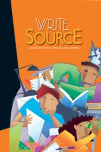 9780669541946: Write Source: Interactive Writing Skills CD-ROM Grade 11