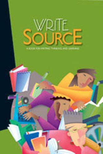 9780669542004: Write Source: Interactive Writing Skills CD-ROM Grade 12