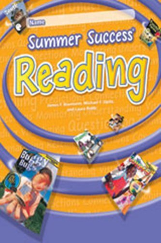 9780669543117: Summer Success Reading: Student Response Book Grade 1