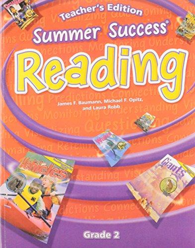 9780669543216: Great Source Summer Success Reading: Teacher Edition Grade 2 2008
