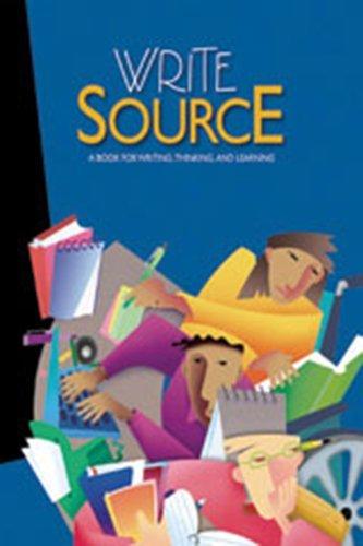 9780669545500: Write Source: Teacher's Resource CD-ROM Grade 9 2007