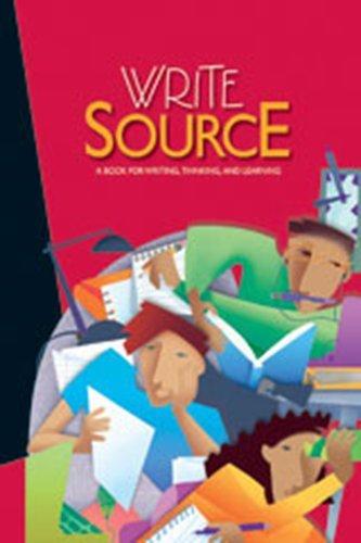 9780669545517: Write Source: Teacher's Resource CD-ROM Grade 10 2007