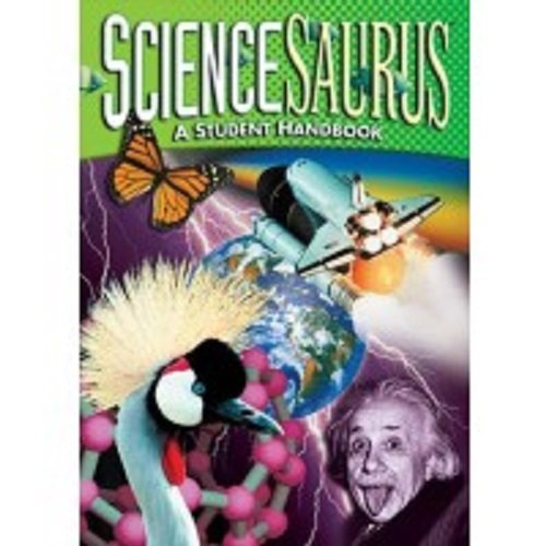 9780669550351: ScienceSaurus Ohio: Bundle