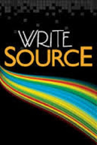 9780669551396: Great Source Write Traits: Big Book