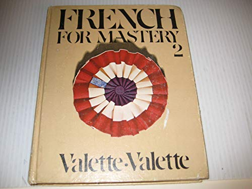 French for Mastery 2: Valette