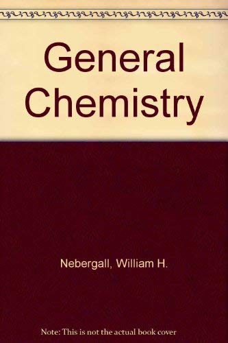 9780669633627: General Chemistry