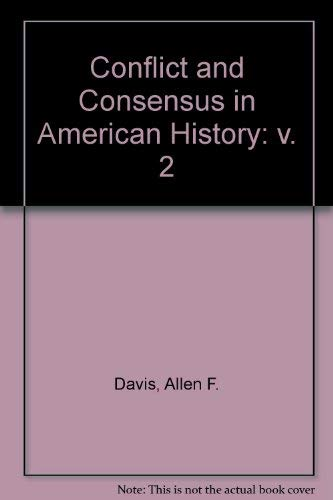 Conflict and Consensus in Modern American History: Harold David Woodman