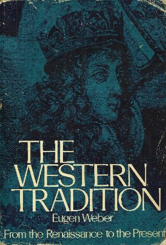 9780669811414: Western Tradition: From the Renaissance to the Present v. 3
