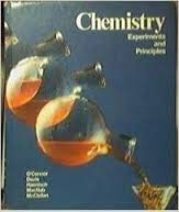 9780669813234: Chemistry: experiments and principles