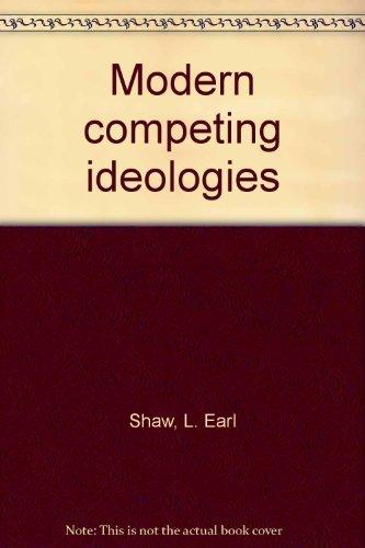 9780669818697: Modern competing ideologies