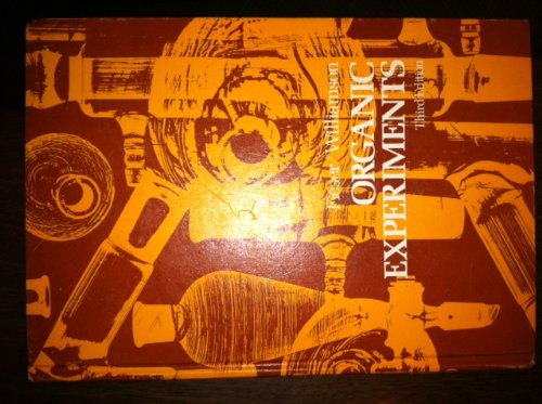 Organic Experiments, 3rd Edition: Fieser, Louis F.,
