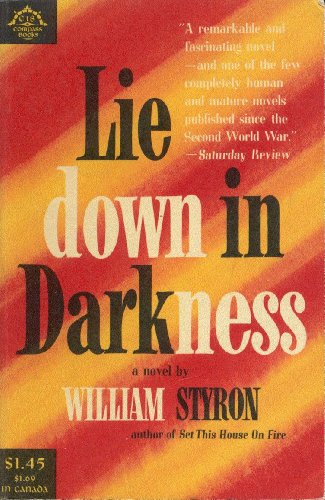 9780670000180: Lie Down in Darkness