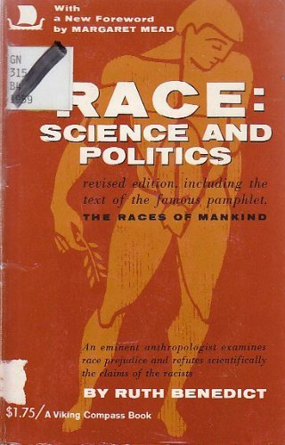 Race: Science and Politics: Benedict, Ruth