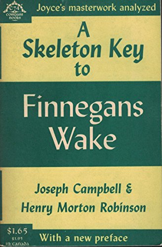9780670000746: A Skeleton Key to Finnegans Wake (A Viking Compass Book C-74)