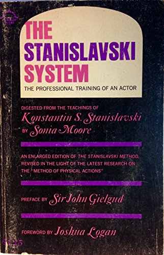 9780670001187: The Stanislavski System: The Professional Training of an Actor