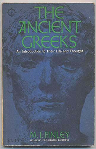 9780670001590: Ancient Greeks an Introduction To Their
