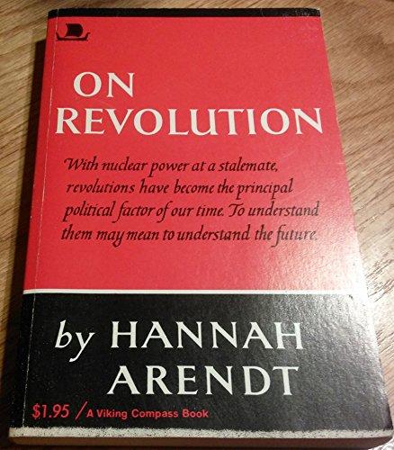 9780670001668: On Revolution