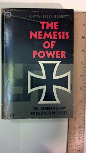 9780670002061: The Nemesis of Power