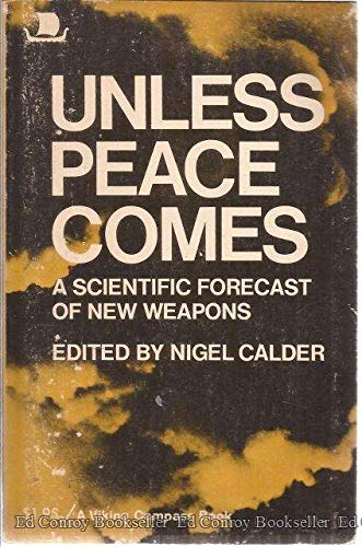 9780670002399: Unless Peace Comes
