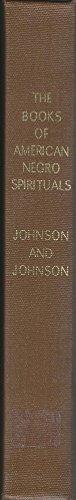 9780670002597: The Books of the American Negro Spirituals