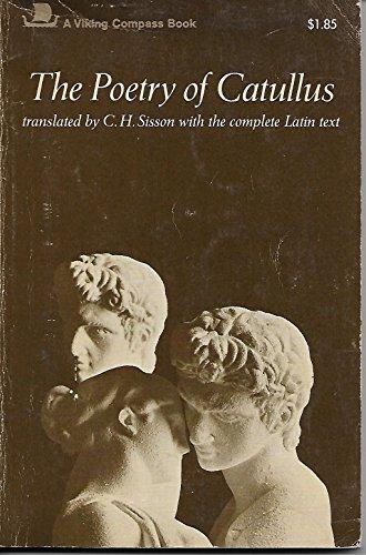 9780670002726: Catullus: Poetry