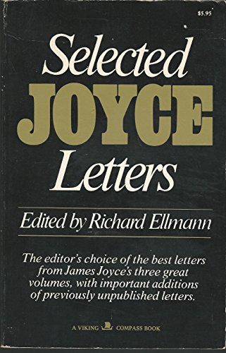 9780670002764: Selected Letters of James Joyce