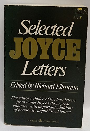 Selected Letters of James Joyce: Joyce, James