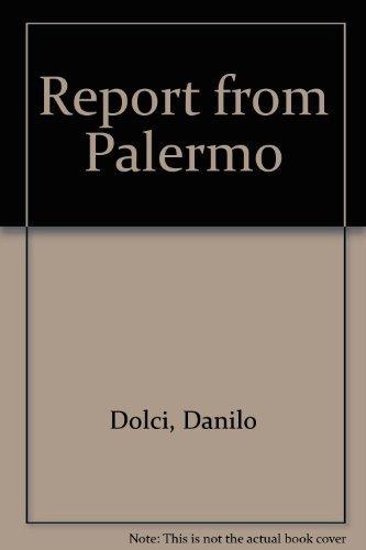 Report from Palermo: Dolci, Danilo
