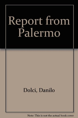 Report from Palermo: Danilo Dolci