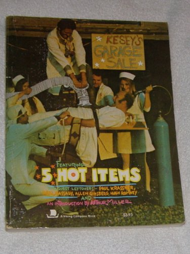 Kesey's Garage Sale, Featuring 5 Hot Items,: Kesey, Ken