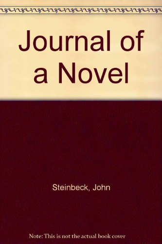 9780670003471: Journal of a Novel
