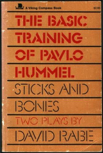 9780670003679: The Basic Training of Pavlo Hummel: Sticks and Bones