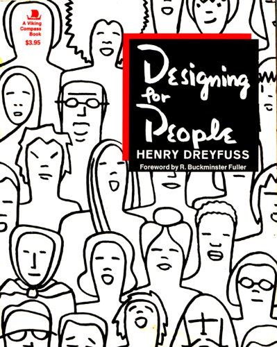 9780670003921: Designing for People (A Viking compass book ; C392)
