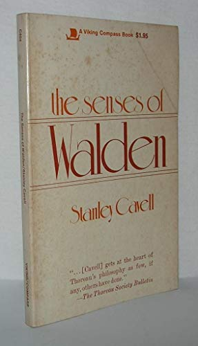 9780670004041: The Senses of Walden