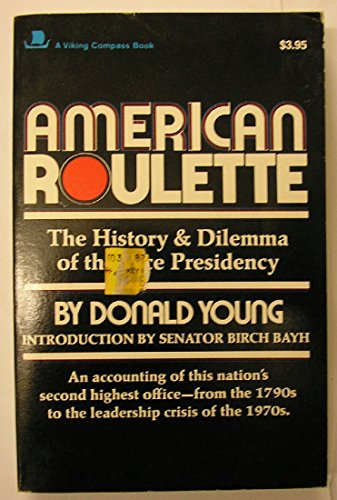 9780670005703: American Roulette (A Viking compass book)