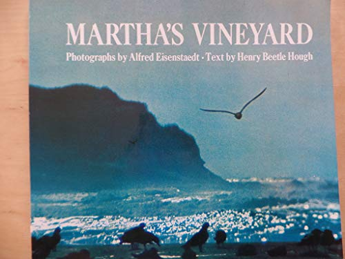 Martha's Vineyard (A Studio book): Hough, Henry B.