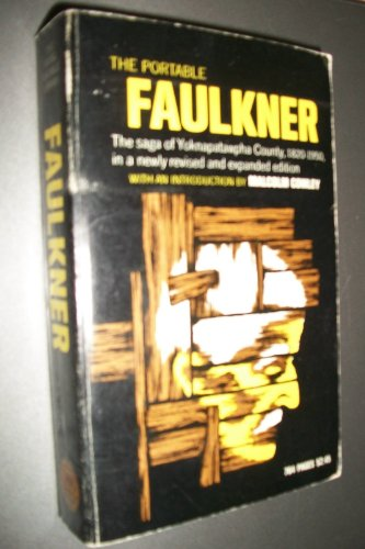 9780670010189: The portable Faulkner