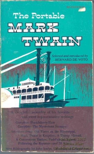 9780670010202: Portable Mark Twain
