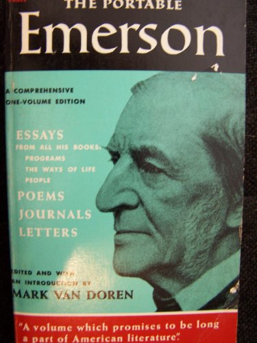 9780670010257: The Portable Emerson