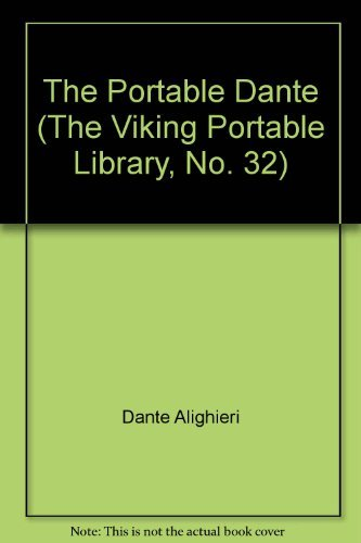 9780670010325: The Portable Dante (The Viking Portable Library, No. 32)
