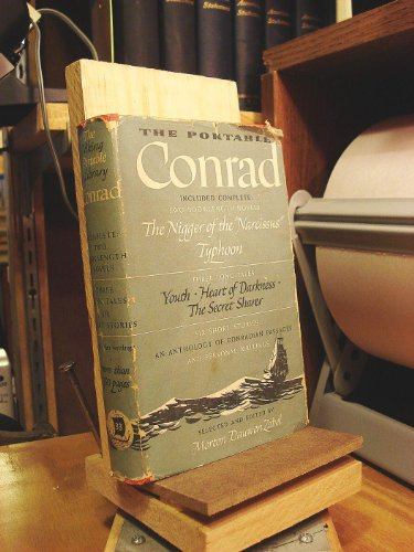 9780670010332: The Portable Conrad (Viking portable library, P33)