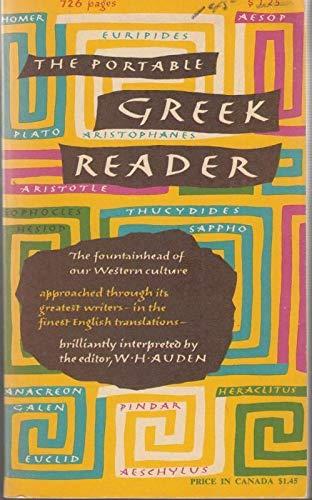 9780670010394: Portable Greek Reader