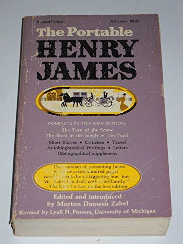 9780670010554: The Portable Henry James (The Viking Portable Library, No. P55)