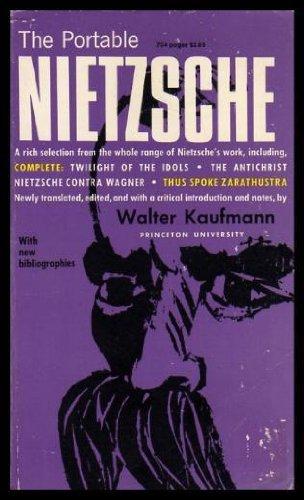 9780670010622: The Portable Nietzsche