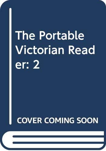 9780670010691: The Portable Victorian Reader: 2