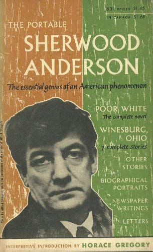9780670010769: The Portable Sherwood Anderson