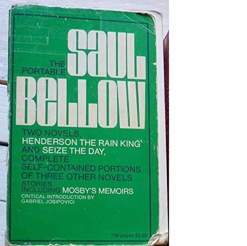 9780670010790: The Portable Saul Bellow: 2