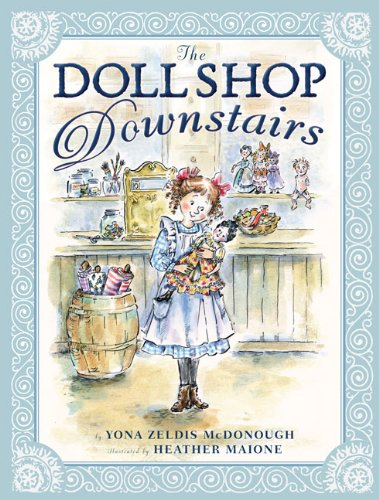 9780670010912: The Doll Shop Downstairs