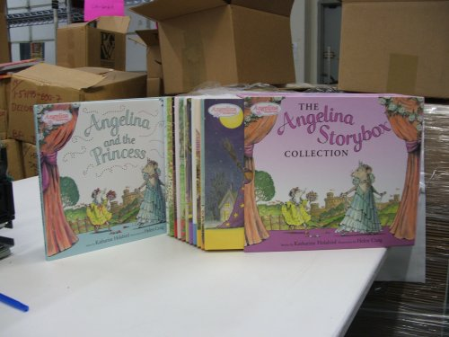 9780670010998: The Angelina Storybox Collection (12 Volume Set)